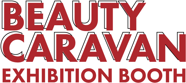 BEAUTY CARABAN EXHIBITION BOOTH